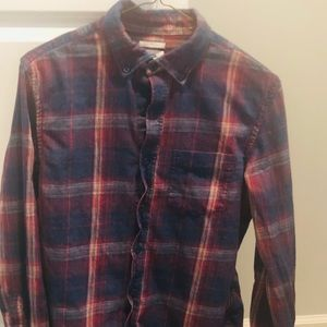 Men's Old Navy flannel shirt